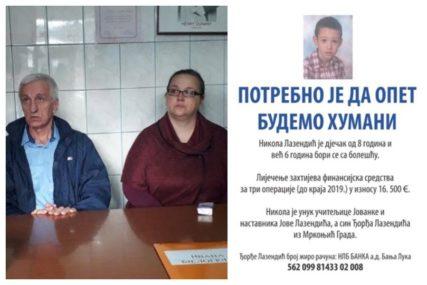 NA MUCI SE POZNAJU JUNACI Roditelji teško bolesne Ivane (3) uplatili novac za liječenje malog Nikole