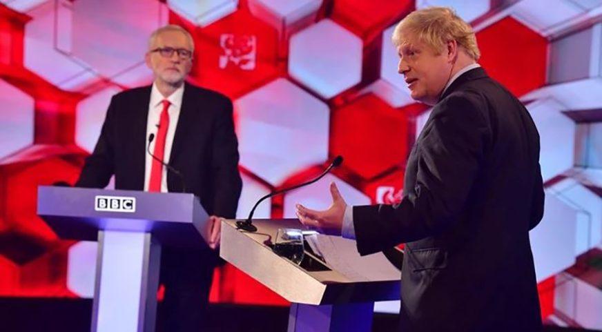 Lideri partija se rastrčali, ubjeđuju NEODLUČNE: Razlika između Džonsonove i Korbinove partije SVE MANJA