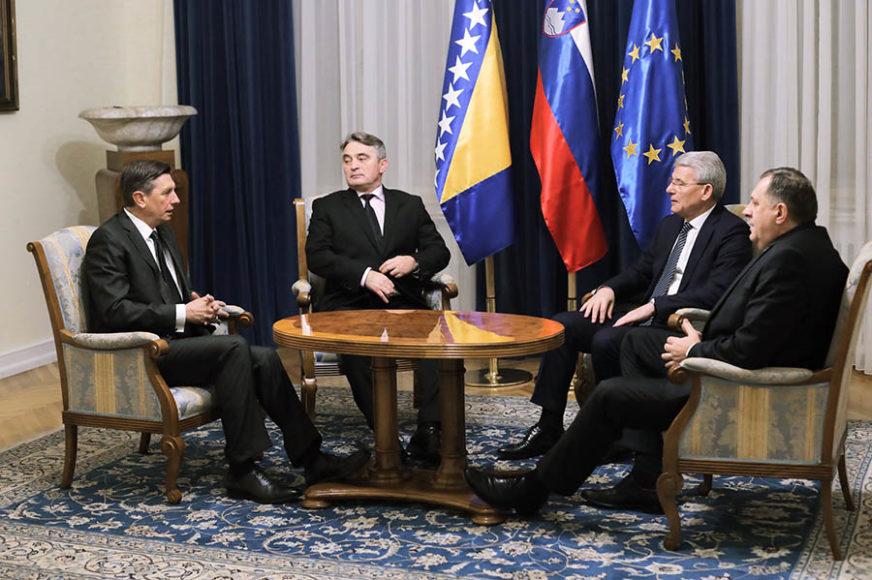 DODIK VOLI HARMONIKAŠE Pahor iznenadio goste pratećim programom, ali nije očekivao OVAJ POTEZ