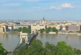 GRADOVI KOJI ZAVISE OD STRANACA Budimpešta čini 81 odsto cijelog mađarskog turizma