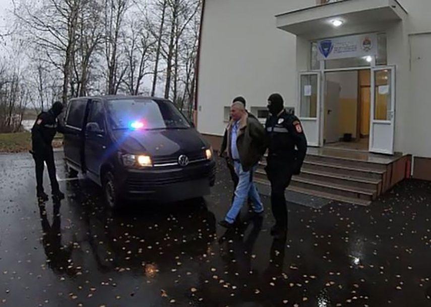 """AKCIJA """"MADAGASKAR"""" U Modriči ponovo uhapšen Holanđanin zbog trgovine drogom"""