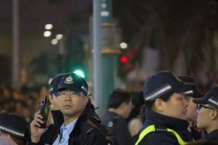 Uhapšene tri osobe zbog TESTIRANJA EKSPLOZIVA u Hongkongu, planirali da ga upotrijebe na PROTESTIMA