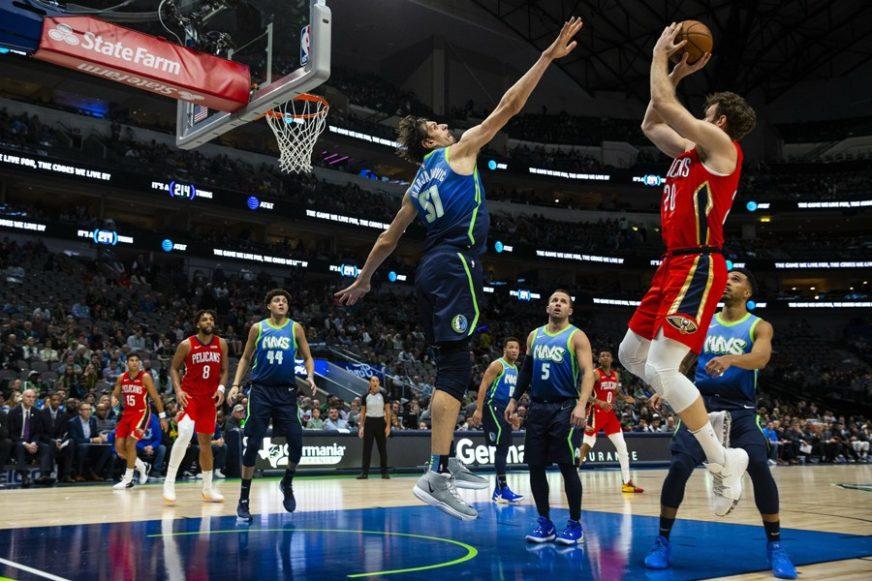 NBA LIGA Bobi sjajan u ubjedljivoj pobjedi Dalasa
