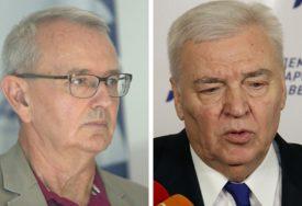 """""""NEKA MI NE SUDE SAMO ONI KOJIMA SAM DOBRO ČINIO"""" Pavić i Rodić objasnili razloge ostavki (FOTO)"""
