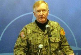 """DODIK BIO JASAN"" General NATO Džejms Fogo o Programu reformi BiH"
