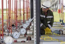 PRVI PUT U ISTORIJI Cijena gasa prešla hiljadu dolara za 1.000 metara kubnih