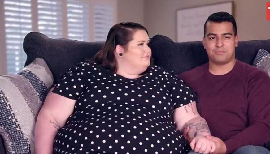 Njihovu vezu niko ne podržava, jer ona ima 200 KILOGRAMA: Ona je NAJZGODNIJA žena koju sam vidio