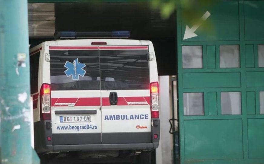 Hitno prevezen u bolnicu: Mladić pao sa bedema Petrovaradinske tvrđave