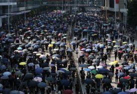 OKUPLJANJE I TOKOM NOVOGODIŠNJE NOĆI Hongkong će 2020. godinu dočekati velikim protestom