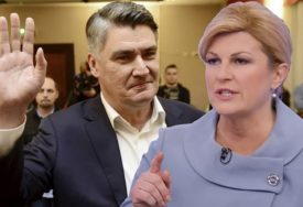 I na stolovima ZANIMLJIVA RAZLIKA: Kolinda pripremila BOGAT ŠVEDSKI STO, a Milanović SAMO BUREK