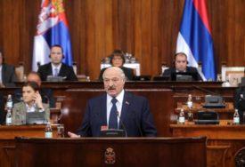 Lukašenko u Beogradu: U globalnim dešavanjima očuvati EU kao oslonac za manje zemlje