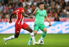 Zelenim dresovima fudbaleri Reala skreću pažnju na ZAŠTITU ŽIVOTNE SREDINE i problem KLIMATSKIH PROMJENA