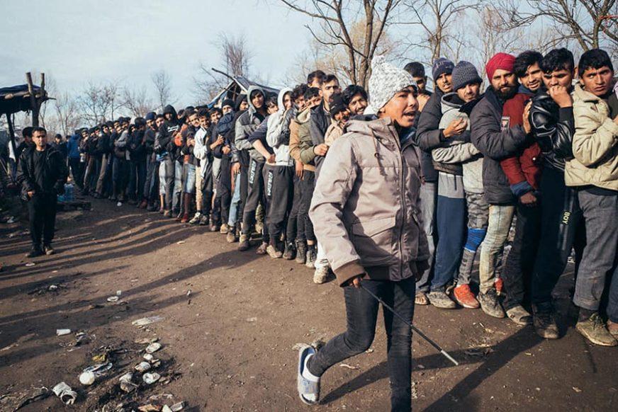 """""""POLICIJA NIJE UPOTREBLJAVALA SILU"""" Iz MUP RS odgovorili na pitanja o migrantskoj krizi"""