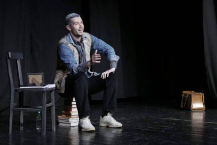 MONODRAMA ZA IVANU BJELOGRLIĆ Humanitarna pomoć glumca Milana Dimića