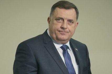 """""""VOLIO BIH DA UPOZNAM TU JUNAČINU"""" Dodik poručio da se ne plaši prijetnji"""