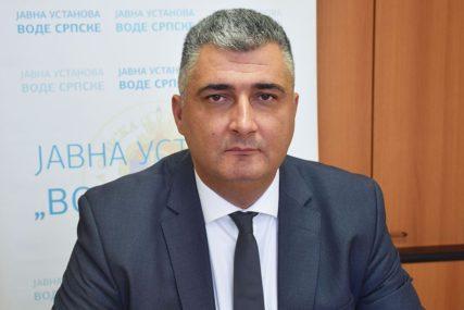 CILJ KVALITETNA VODOPRIVREDNA INFRASTRUKTURA Milovanović: Voda najveći resurs Srpske za budućnost