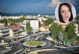 MOJA BANJALUKA Mirjana Radanović: Kružni tok slaba tačka vozača