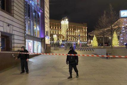 ČLAN STRELJAČKOG KLUBA Ovo je napadač iz Moskve, mami  rekao da ide da VJEŽBA GAĐANJE