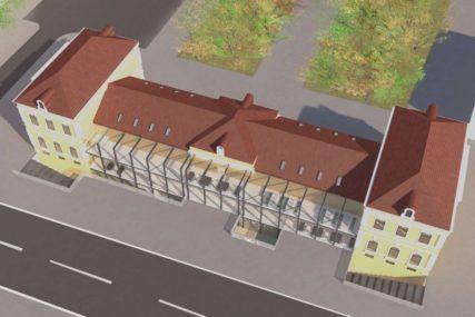 Rok za završetak radova je 550 dana: Uskoro počinje obnova Muzeja savremene umjetnosti RS