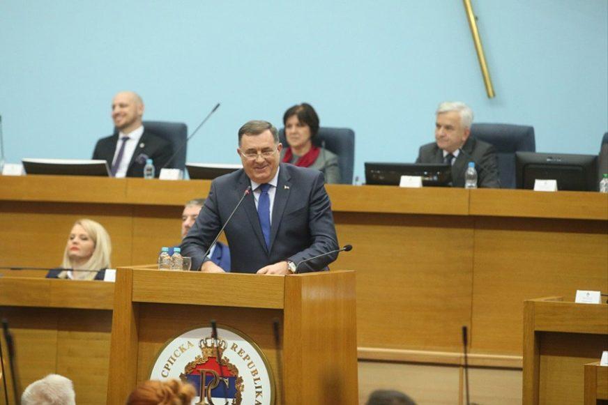 Srpska protiv OHR: Ima li svrhe nova sjednica parlamenta o visokom predstavniku