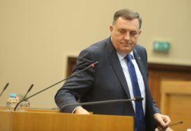 """""""NEĆU BITI GROBAR SRPSKE"""" Dodik u NSRS poručio da će prije sam politički stradati"""