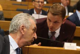 Šarović: Napad na poslanika i dostavljanje lažnog dokumenta su simbol 2019. godine