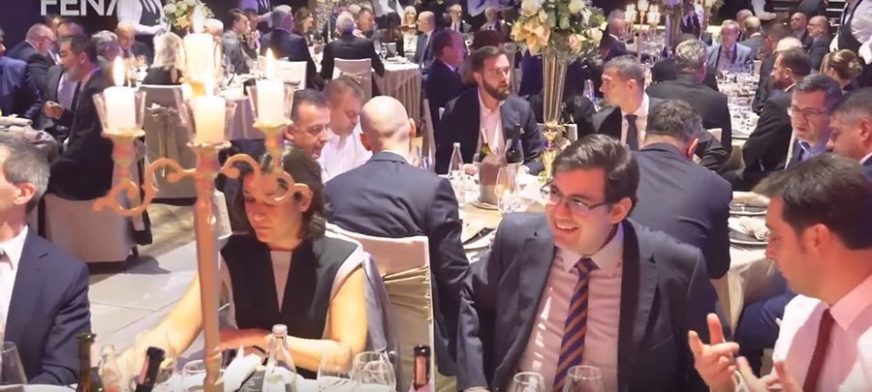 PAPRENO BiH NEBO Proslava preuzimanja kontrole vazdušnog prostora koštala 300 HILJADA KM (VIDEO)