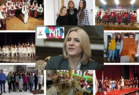 S LJUBAVLJU HRABRIM SRCIMA Ko su partneri predsjednice RS u velikoj humanitarnoj akciji (FOTO)