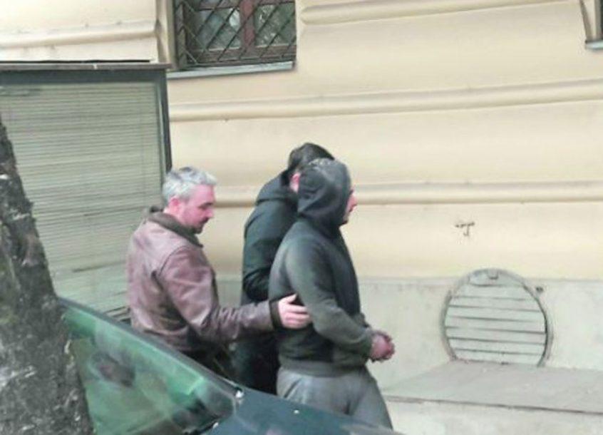 SEMIR I ARABELA UHVAĆENI NA DJELU Mladi par pokušao da opljačka trgovački centar