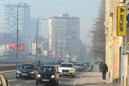 OLAKŠANJE ZA SARAJLIJE Razvedravanje pomoglo smanjenju smoga i zagađenja vazduha