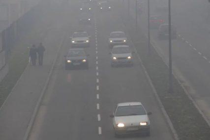 STANJE POSTAJE ALARMANTNO Sarajevo danas drugi najzagađeniji grad na svijetu