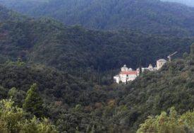KORONA I NA SVETOJ GORI Manastiri Hilandar i Sveti Pavle u karantinu, jedan monah u teškom stanju