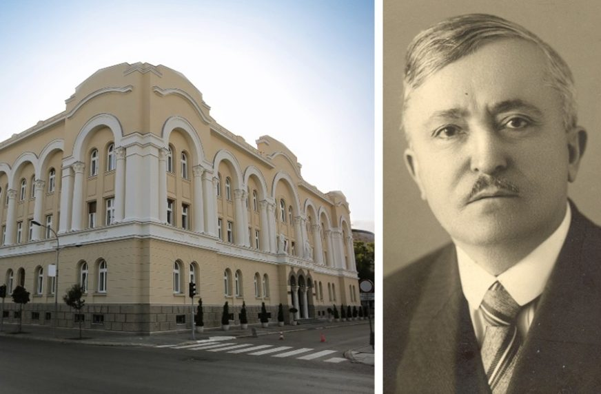 ZNAMENITE LIČNOSTI BANJALUKE Svetislav Milosavljević, prvi ban i najveći graditelj
