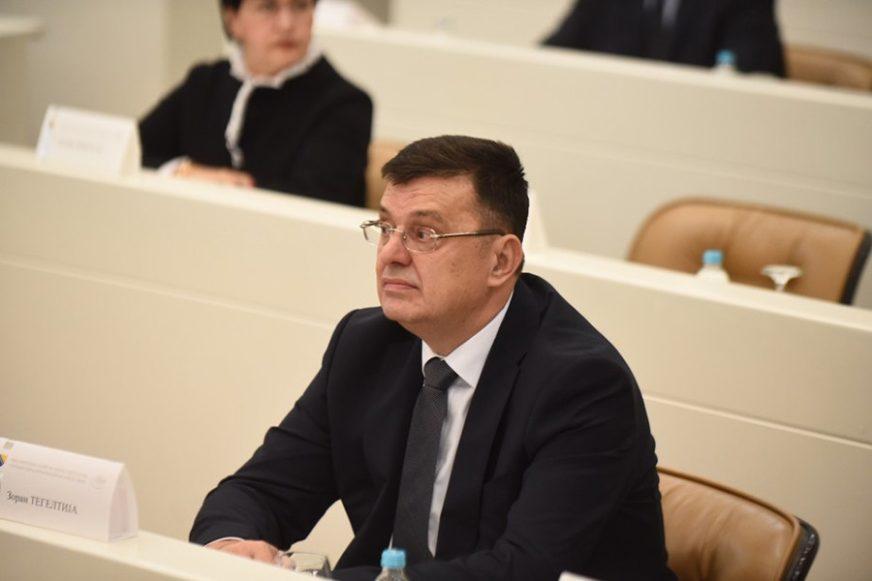 Tegeltija: Brzo formirati Savjet ministara, odblokirati procese koji su u OZBILJNOM ZASTOJU