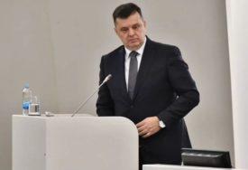 PRVA SJEDNICA SAVJETA MINISTARA Donijeta odluka o izgradnji graničnog prelaza Bratoljub