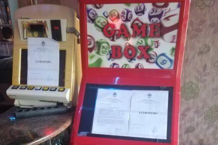 POTRAGA ZA LOPOVIMA Ukrali aparat za igre na sreću