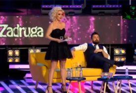 SKANDAL U EMISIJI Miljana pokazivala srednji prst, Dušica ostala u šoku (VIDEO)