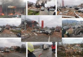 """""""RADNICI OSTALI ZAROBLJENI"""" Svjedoci eksplozije ispričali šta je prethodilo STRAVIČNOJ DETONACIJI"""