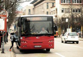 AUTOBUSI USKORO NA ULICAMA Gradski prevoz u Banjaluci u maju bez mjesečnih karti