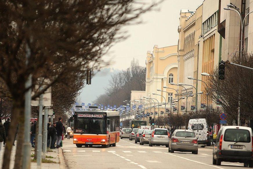 OD DANAS NA SNAZI Povećan broj polazaka u javnom prevozu