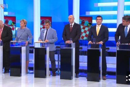 HRVATSKA DANAS DONOSI ODLUKU Za predsjedničku stolicu Kolinda se BORI sa 10 protivkandidata