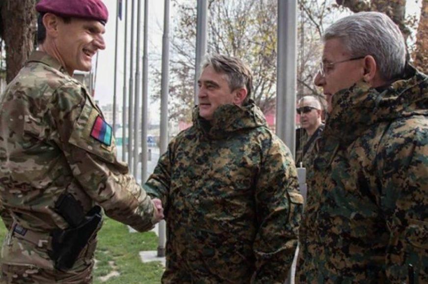 SRPSKAINFO SAZNAJE Komšić i Džaferović i dalje u američkoj bazi u Avganistanu, napad odgodio odlazak