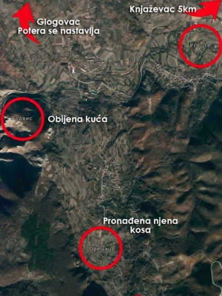 Foto: Google maps/RAS Srbija