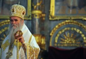 """""""TO NE IDE U LJUDSKU LOGIKU"""" Mitropolit Amfilohije o prijetnjama o rušenju hrama na Rumiji"""