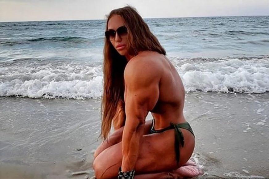 OVAKVI MIŠIĆI SE NE VIĐAJU SVAKI DAN Natalija vježba od 14. godine, sada izgleda ZASTRAŠUJUĆE (FOTO)