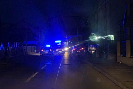 BURNA NOĆ Policija u Bijeljini intervenisala zbog saobraćajke i tuče, a oduzeto je i ORUŽJE