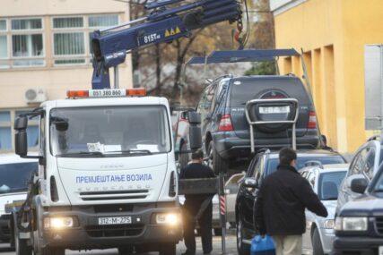 KANDŽE ODLAZE U PROŠLOST Grad na drugačiji način planira sankcionisati nepropisno parkiranje