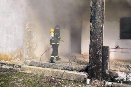 MJEŠTANI ODAHNULI Vatrogasci ugasili požar u bilećkom selu Vranjska