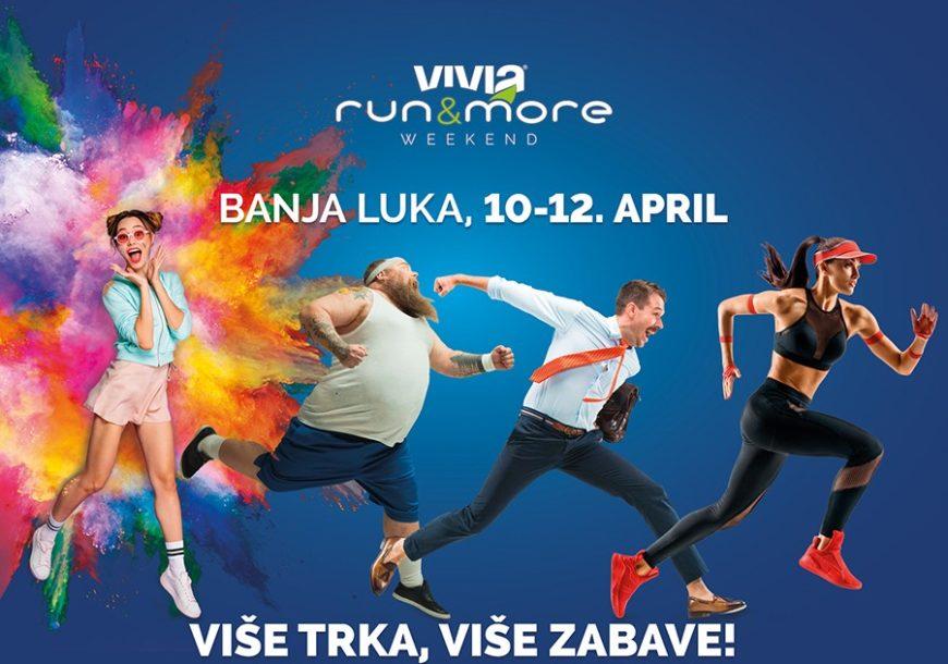 Vivia Run&More Weekend ponovo u Banjaluci