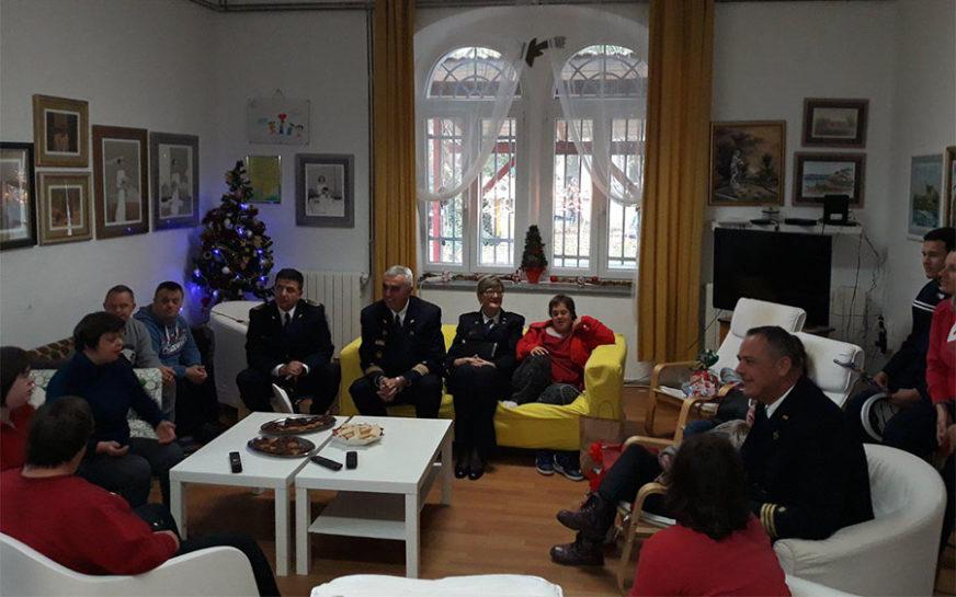 Članovi Daun sindrom centra Banjaluka u posjeti prijateljima u Puli